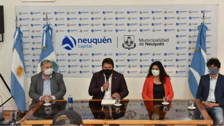 Rincón Club: Gaido anunció que en 30 días comienzan las obras en la costa del río Neuquén