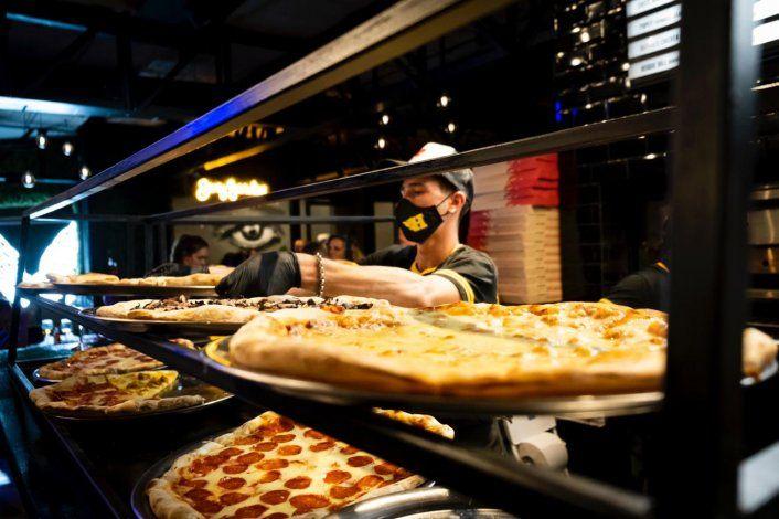 Hells Pizza desembarcó en Neuquén