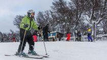 ante un invierno sin nieve, cerro bayo planifica la proxima temporada