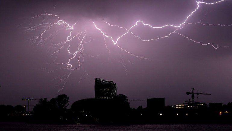 SMN: alerta de tormenta para los próximos días