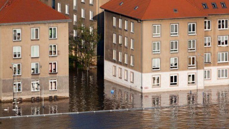Conocé el significado de soñar con inundaciones