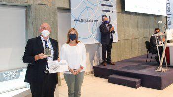 Investigación neuquina sobre el COVID recibió un premio en España