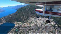 impactante: las increibles imagenes de la cordillera neuquina desde el cielo
