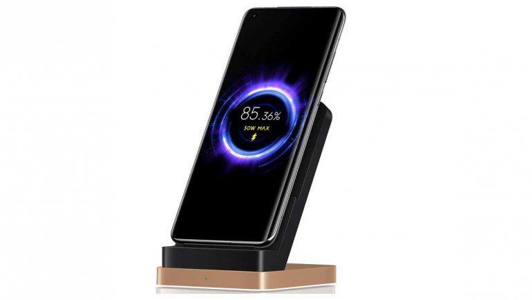 Xiaomi lanzó un sistema que recarga el celular en 19 minutos