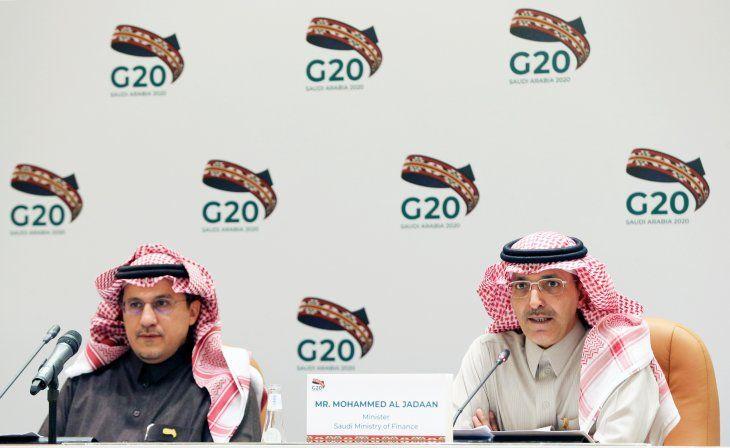 El ministro de Finanzas de Arabia Saudita