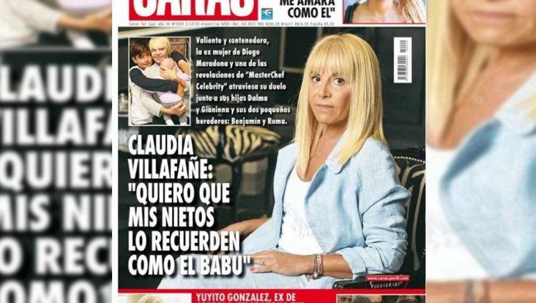 Dalma explotó contra una revista por una falsa nota a Claudia