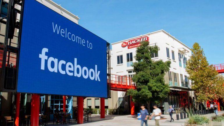 Facebook busca estudiantes latinos para trabajar en sus sedes.   Foto cortesía.