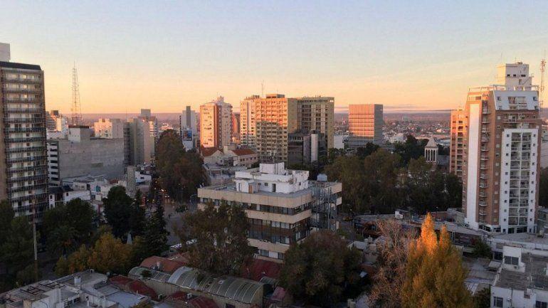 Reporte del clima en Neuquén para este sábado