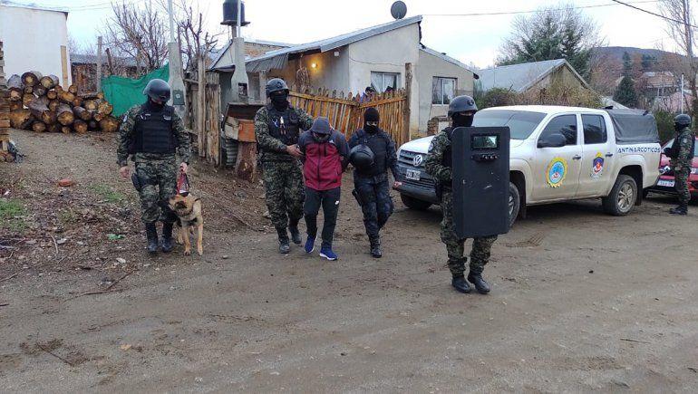 El policía narco de Aluminé fue apartado de sus funciones