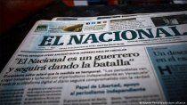 un diario venezolano es condenado a pagar 13 millones de dolares a un funcionario