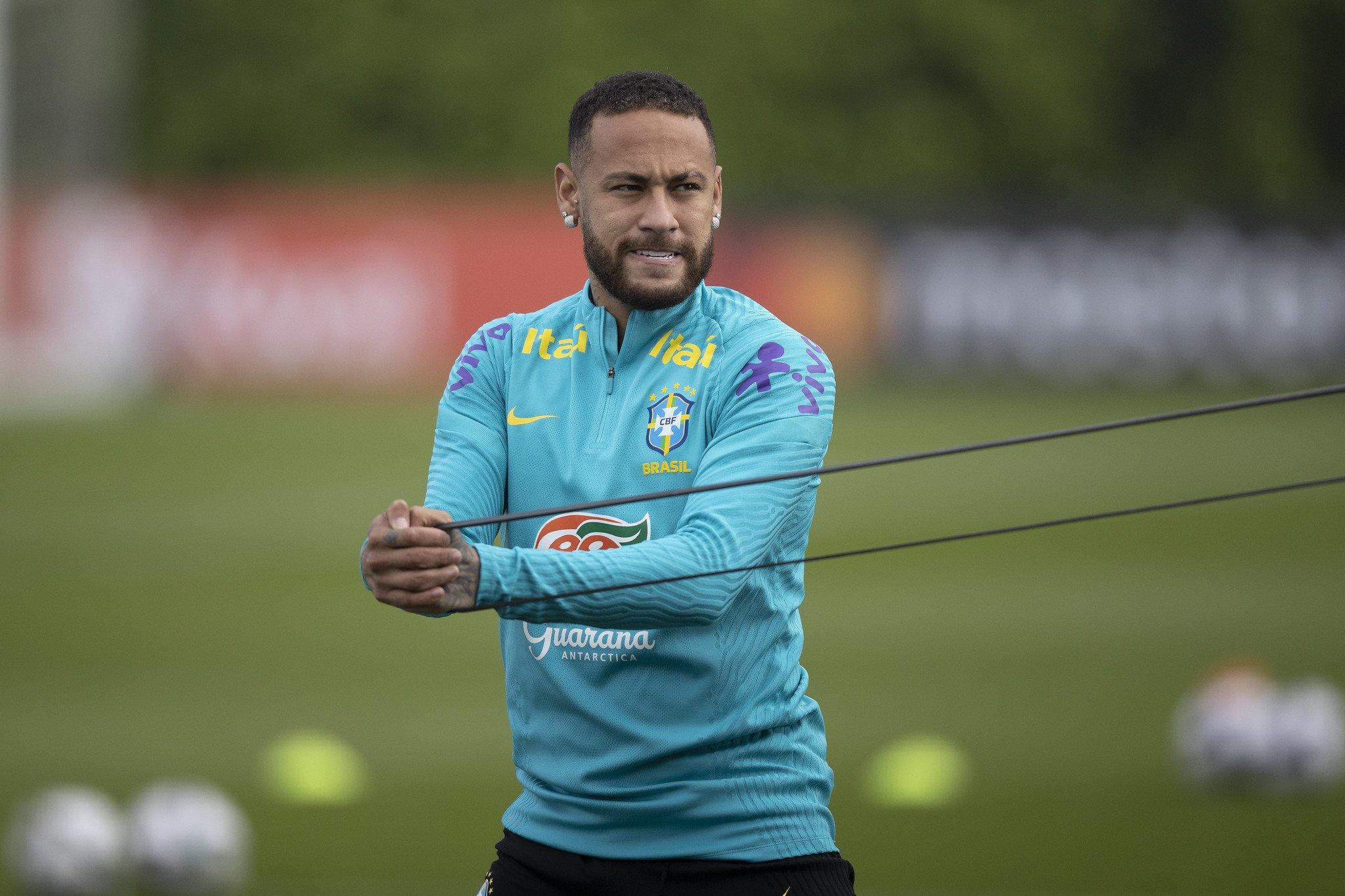 la bomba de neymar que adelanto la nostalgia entre los futboleros