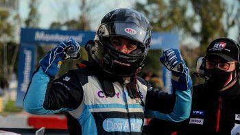 Diego Azar ganó la tercera fecha del Top Race en Buenos Aires