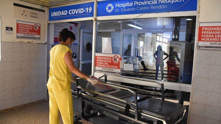Cuántos enfermos de coronavirus hay en cada ciudad neuquina