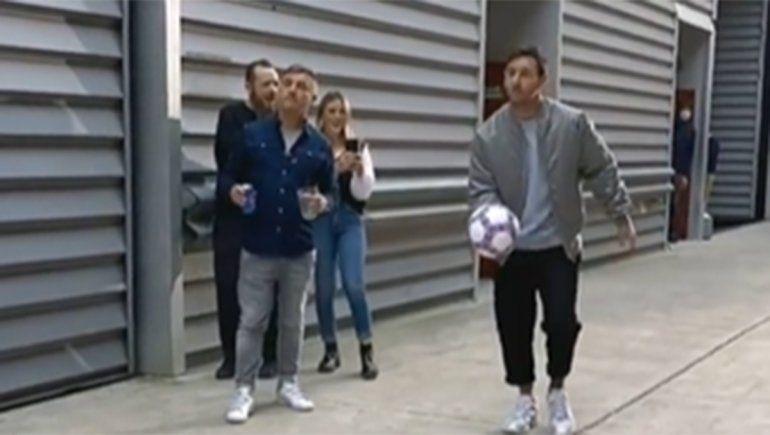 Instagram: el impresionante truco de Messi que se hizo viral