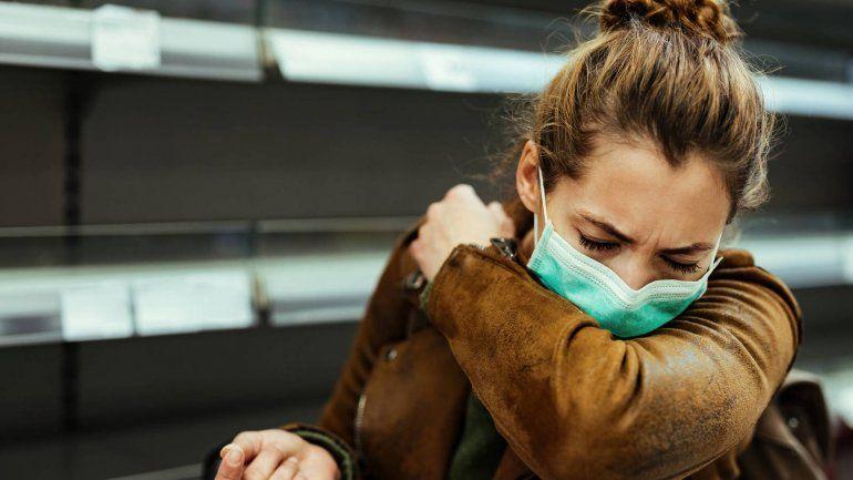 Es preciso aislarse ante cualquier síntoma compatible con los del coronavirus