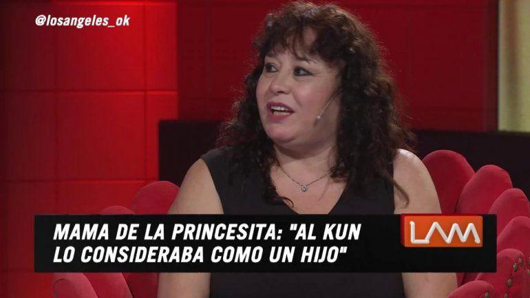 La madre de La Princesita reveló detalles de la separación con el Kun