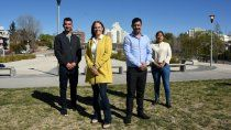 lamarca: vamos a hacer de cada troncal una avenida argentina