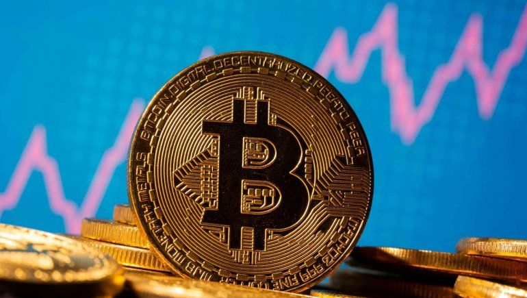 El Bitcoin alcanzó un valor histórico y es el refugio de Wall Street