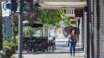 pronostico del tiempo: el calor es protagonista en la region