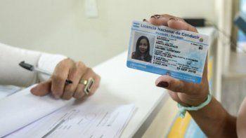se podra renovar licencias de conducir en el barrio limay
