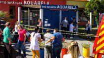 horror en una guarderia de brasil: adolescente acuchillo y mato a ninos