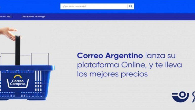 Correo Compras, la nueva competencia de Mercado Libre y Amazon en Argentina