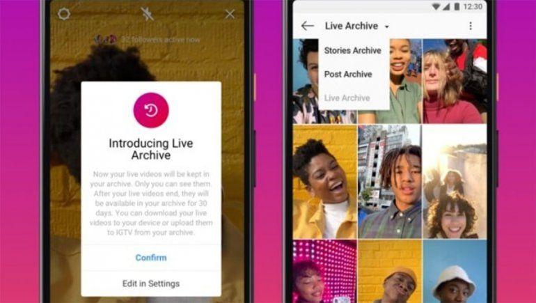 Instagram amplía la duración de sus emisiones en vivo a 4 horas