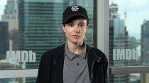 ellen page ahora es elliot: la estrella de juno anuncio que es trans