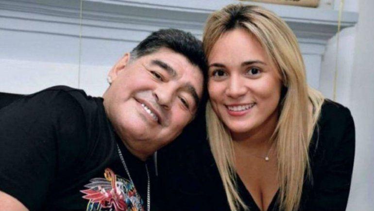 Después de la muerte, Rocío Oliva usó la tarjeta de Diego