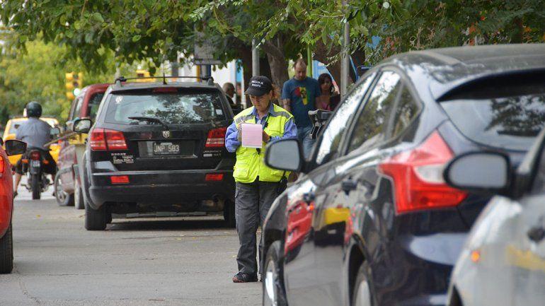 El 80% de las multas son por mal estacionamiento