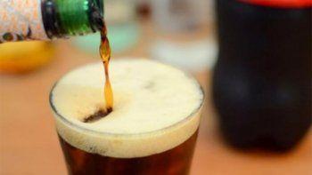 alivio: el fernet con coca congelado hasta el 7 de enero