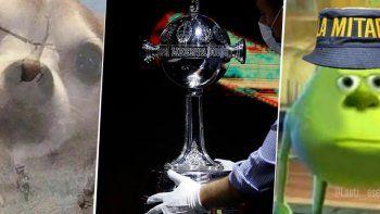 El sorteo de la Copa Libertadores disparó la imaginación de los fans.