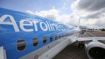 aerolineas argentinas anuncio sus vuelos internacionales para el verano