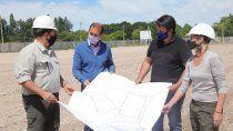 construyen el centro de convenciones el cisne en la isla 132