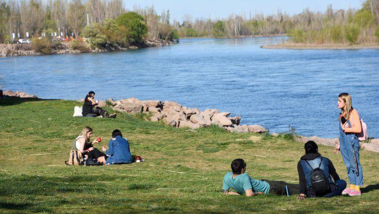 Los jóvenes invadirán los espacios públicos el Día de la Primavera.