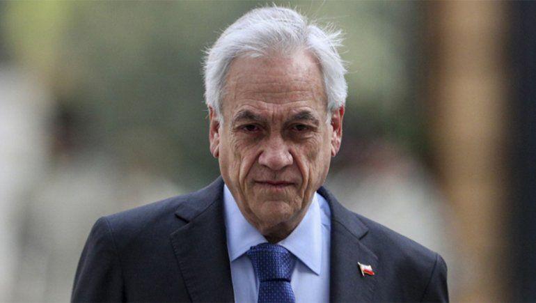 Piñera enfrenta un proceso de destitución por los Pandora Papers