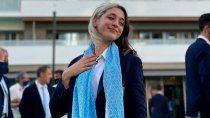 delfi pignatiello causa furor y es la argentina mas apoyada en redes sociales