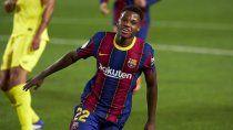 Ansu Fati, el futuro del Barcelona.