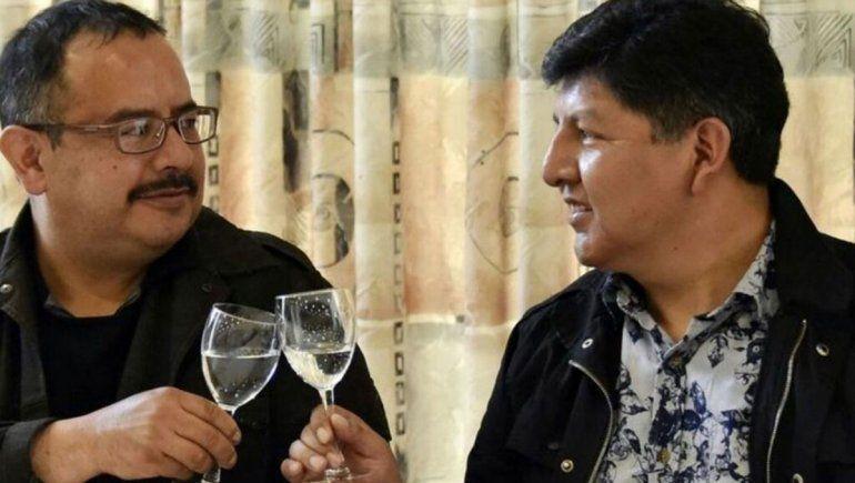 Bolivia reconoce unión civil entre dos hombres