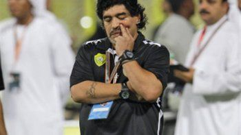 Ya pasaron tres meses de la partida de Maradona