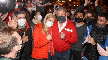 Figueroa destacó que el MPN rompió la grieta en las PASO