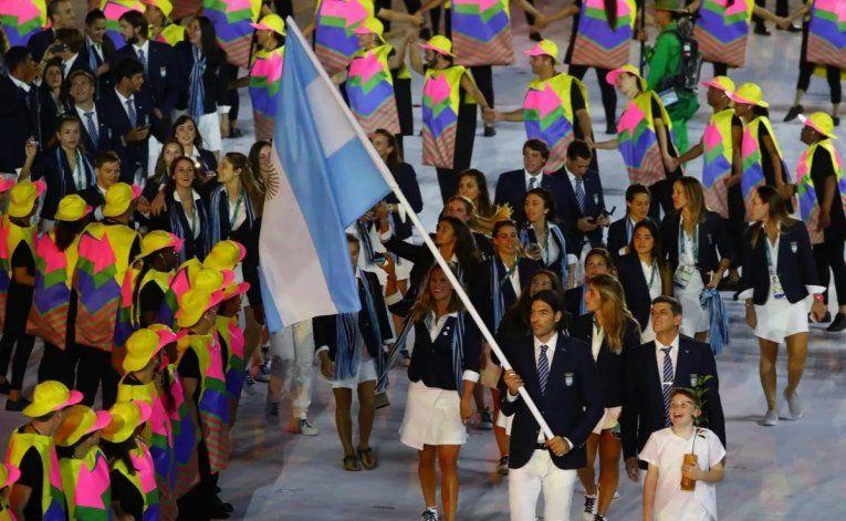 Se reveló el misterio: ¿Quiénes serán los abanderados en los Juegos Olímpicos?
