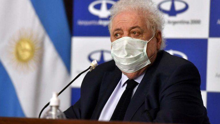 El ministro de Salud, Ginés González García, visitará Neuquén este jueves.
