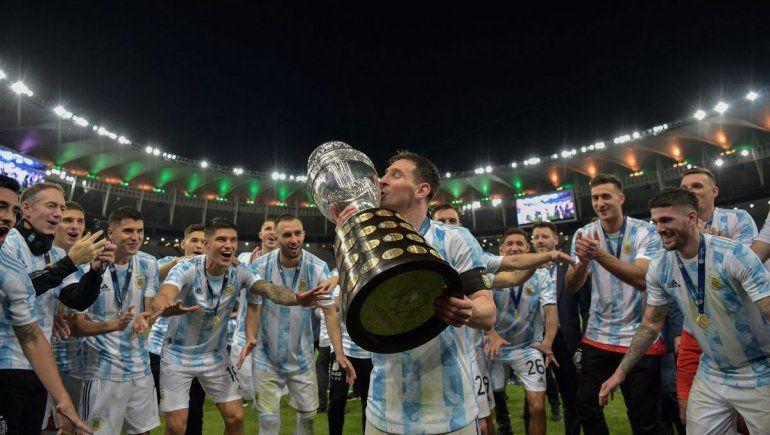 Diego, COVID, familia y plantel, las emotivas palabras de Messi