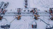 vaca muerta le llevo una solucion al fracking de dakota del norte
