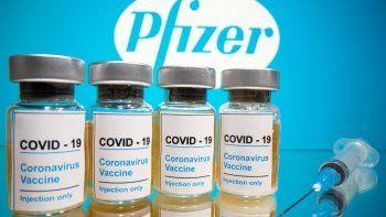 La vacuna de Pfizer contra el Covid-19 podría provocar efectos secundarios