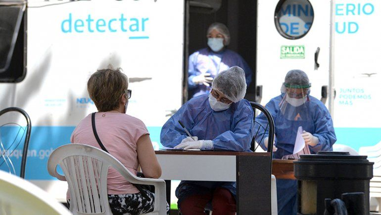 COVID: Salud reportó otras 3 muertes y 228 nuevos positivos