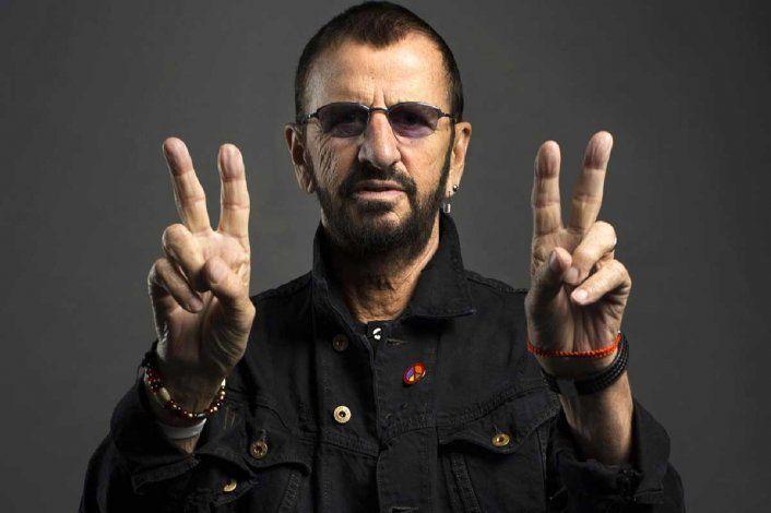 Ringo Starr lanza un nuevo EP y crece la expectativa de los fans