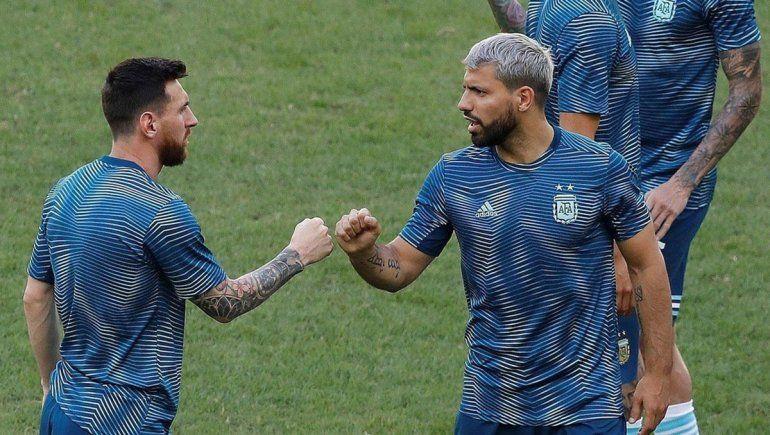 El Kun, la estrategia del Barcelona para retener a Messi