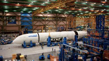 boeing descubre otro problema en la fabricacion de los 787 dreamliner